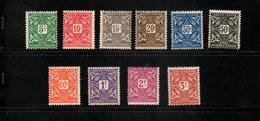 HAUTE VOLTA    NEUF Sans Charnière  N°  11 à 20      N**  1928    S/C   Cte:  71,50  € - Upper Volta (1920-1932)