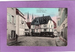 67 Oberehnheim Obernai  Sternplatz - Obernai