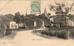 D88  ESLEY   Le Village - Darney