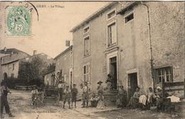 D88  ESLEY   Le Village  ........... - Darney