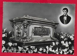 CARTOLINA VG ITALIA - Urna Di S. DOMENICO SAVIO - 10 X 15 - 1954 TORINO - Heiligen