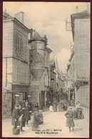 Brive La Gaillarde Rue De La République Animée - Corrèze 19100 - Brive-la-Gaillarde  N° 53 - Brive La Gaillarde