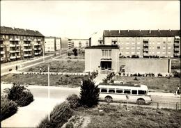 Cp Braunsbedra Im Saalekreis, Parksiedlung, Bus, Wohnblöcke - Postkaarten