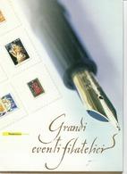 ITALIA 2006 - FOLDER GRANDI EVENTI FILATELICI - SOCIETA' DALMATA DI STORIA PATRIA SPESE INCLUSE - Presentation Packs