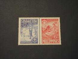 FILIPPINE - 1959 BOY SCOUT  2 VALORI - NUOVI(++) - Filippine