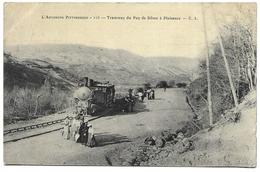 Le Tramway Du Puy-de-Dôme à Plaisance, 1913 - France