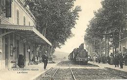 30 - Calvisson - La Gare - Francia