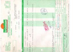Documents Sur La Taxe Des Pommes De Terre - Fiscaux