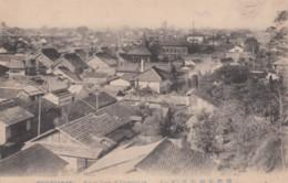 Utsunomiya Japan, View Of Town, C1900s/10s Vintage Postcard - Japan