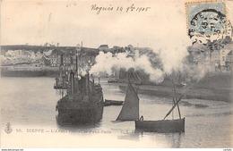 76-DIEPPE-N°176-F/0137 - Dieppe