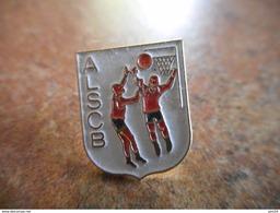 A005 -- Pin's ALSCB Basket - Basketball