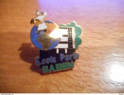 A016 -- Pin's Ecole Paris Baden -- Exclusif Sur Delcampe - Administrations
