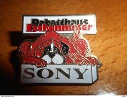 A018 -- Pin's Sony -- Exclusif Sur Delcampe - Musique