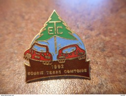 A022 -- Pin's ETC Ecurie Terre Comtoise 1992 - Rally