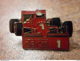 A029 -- Pin's Decis - F1