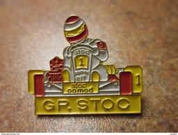 A029 -- Pin's GP Stoc -- Dernier Vendu 10/2016 - F1