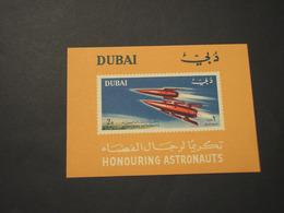 DUBAI - BF 1964 ASRONAUTICA - NUOVI(++) - Dubai