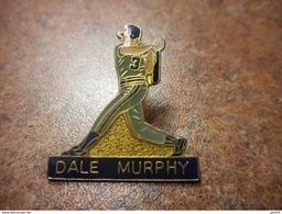 A031 -- Pin's Bale Murphy - Baseball