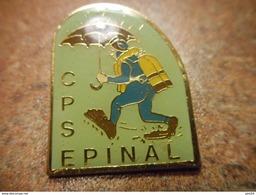 A031 -- Pin's CPS Epinal Plongee - Duiken
