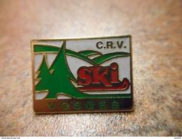 A031 -- Pin's CRV Ski Vosges - Sports D'hiver