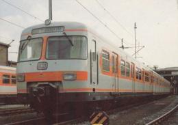 Nahverkehrszug S-Bahn Frankfurt/Main, 420 265-1, Ungelaufen - Trenes