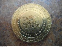 Médaille Abbaye Hautecombe Savoie 2014 - 2014