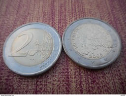 2 Euros Finlande Commemo 2005 Unc - Finland