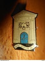 A001 -- Pin's Saint Martin De Ré - Villes