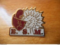 A002 -- Pin's ESM -- Exclusif Sur Delcampe - Pin's & Anstecknadeln