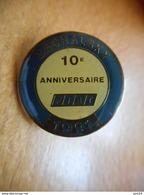A003 -- Pin's 10éme Anniversaire Fiat Zachalsky - Fiat