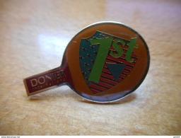 A003 -- Pin's Tennis De Table Donier 1st - Tennis De Table