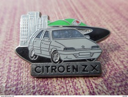 A006 -- Pin's Decat -- Citroen ZX - Citroën