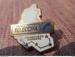 A006 -- Pin's Decat -- France Telecom Champagne Ardenne - France Telecom