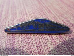 A006 -- Pin's Decat -- TGV - TGV
