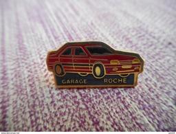A009 -- Pin's Garage Roche - Andere