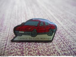 A009 -- Pin's Garage Du Clos Mortier - BMW