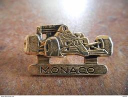 A010 -- Pin's F1 Monaco - F1