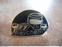 A010 -- Pin's F1 Raychem - F1