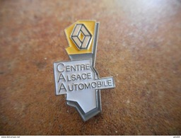 A010 -- Pin's Renault Alsace - Renault