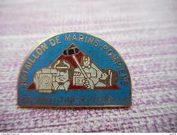 A014 -- Bataillon Marins Pompiers Cellule Audio Visuelle - Pompiers