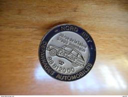 A016 -- Pin's Dépannages Automobiles Nord Est Hoenheim - Autres