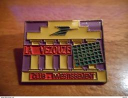 A020 -- Pin's La Poste La Vezouze - Postwesen