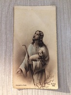 Santino Gesu' Cristo Il Buon Pastore - Santini