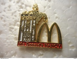 A023 -- Pin's Mac Do Nancy - McDonald's