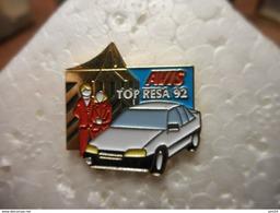 A023 -- Pin's Top Resa 92 Avis - Autres