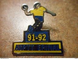 A024 -- Pin's Asptt Epinal Handball - Pallamano