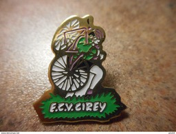 A024 -- Pin's ECV Cirey - Cyclisme