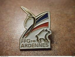 A024 -- Pin's FFG Ardennes - Gimnasia