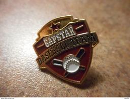 A024 -- Pin's Gapstar Baseball Team - Baseball