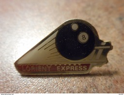 A024 -- Pin's Lorient Express - Bowling